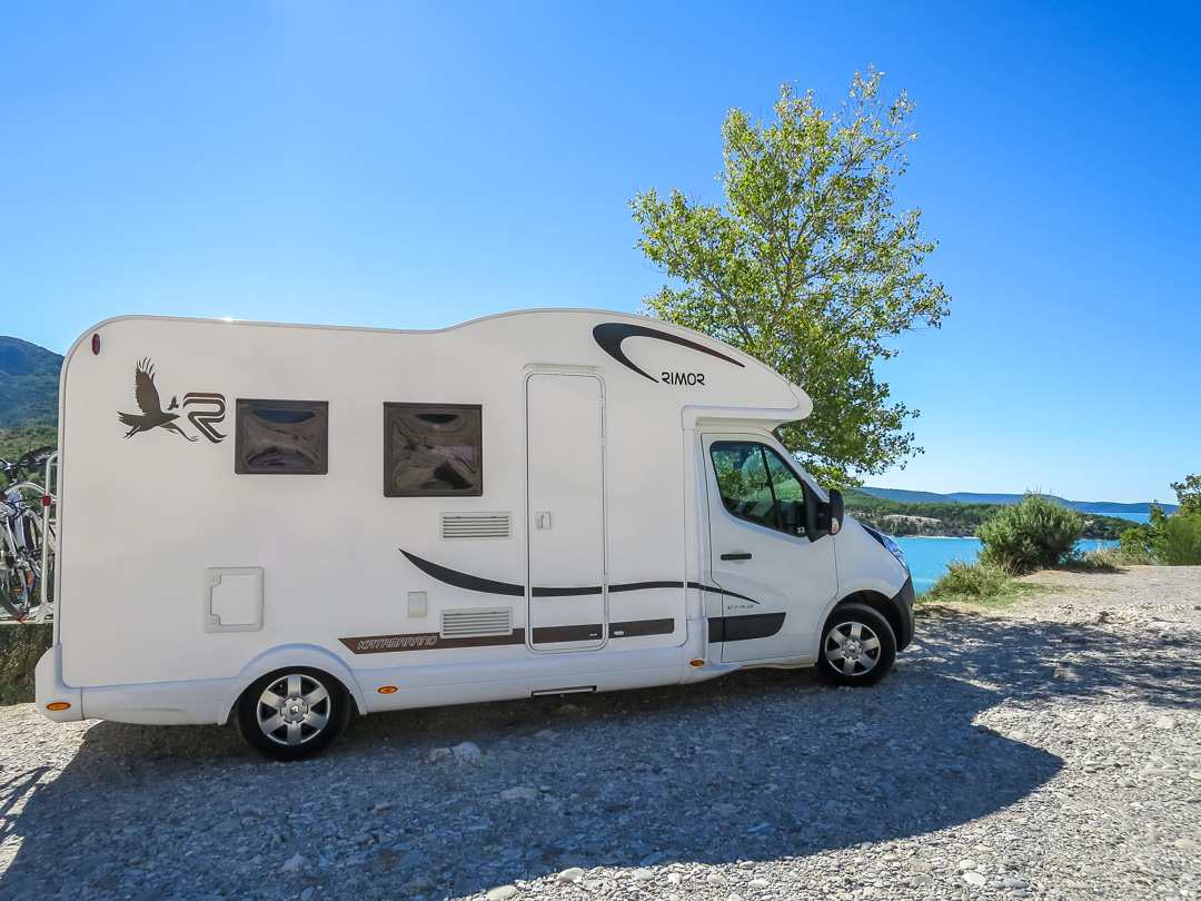 6 berth RV
